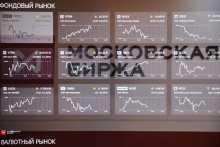 Российский рынок акций и рубль растут на позитивном внешнем фоне