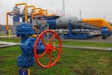 Запасы топлива на Украине за год выросли на 13%