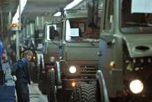 """""""Камаз"""" планирует создать автобус на водороде уже в этом году"""