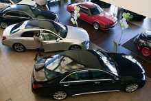 Росстат: производство легковых автомобилей в России в январе-июне 2021 года выросло на 44,3%