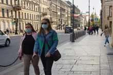 В Санкт-Петербурге с 30 октября приостанавливается работа общепита, фитнес-центров, салонов красоты
