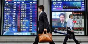 Фондовые биржи АТР закрылись в основном ростом вслед за США