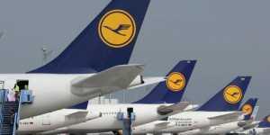 Ryanair хочет оспорить госпомощь Lufthansa на 9 млрд евро как препятствующую конкуренции