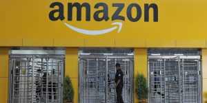 """Moody's повысило рейтинг Amazon до """"А1"""""""