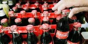 Продажи Coca-Cola HBC в России в I полугодии сократились на 10-13%