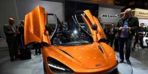 McLaren может сократить 25% работников на заводе в Британии из-за COVID-19 - СМИ