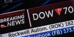 Европейские биржи снизились на общемировой динамике