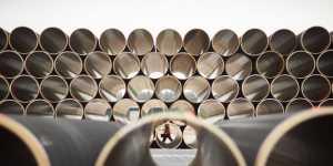 """Дания разрешила Nord Stream 2 достроить """"Северный поток 2"""" новыми судами"""