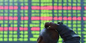 Рынок акций России начал неделю умеренным ростом