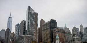 Продажи жилья на вторичном рынке США достигли максимума за 14 лет