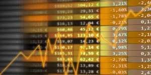 Биржи Европы снизились из-за монетарной политики ФРС