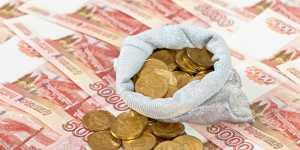 Рубль растет к доллару и снижается к евро