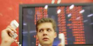 Российский рынок акций вырос по индексу Мосбиржи на дорожающей нефти