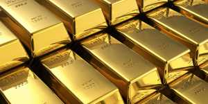 Золото дешевеет вслед за укреплением доллара