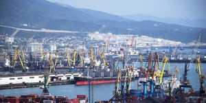 Грузооборот морских портов РФ в январе-июне вырос на 0,1%
