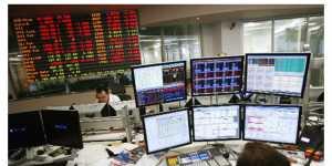 Российский рынок акций снизился по индексу Мосбиржи