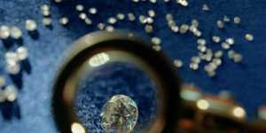 Крупнейший бриллиант из России продали за десятки миллионов франков