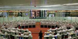 Азиатские фондовые рынки снижаются вслед за биржами США