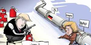 """США хотят разорить Европу, заморозив """"Северный поток 2"""""""