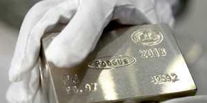 Палладий существенно дешевеет на укреплении доллара