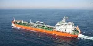 Белоруссия заказала новый танкер с 85 тыс тонн азербайджанской нефти