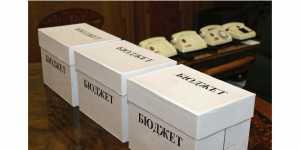 Дефицит бюджета России в январе-июне составил 955,881 млрд руб