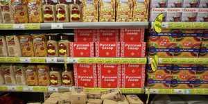 Сахар и подсолнечное масло продолжают дорожать