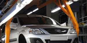 Самыми популярными марками авто в России остаются Lada и Kia