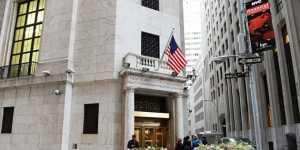 Фондовые биржи США растут на данных о всплеске инфляции в стране