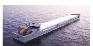 ОСК впервые построит грузовые суда по своему дизайну и почти на 100% из российских деталей