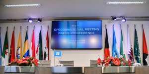 Саудовский министр подтвердил, что ОПЕК+ в среду рассмотрит ослабление сокращения добычи