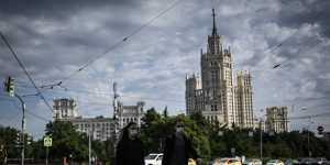 Собянин рассказал, как изменилась дорожная сеть Москвы за 10 лет