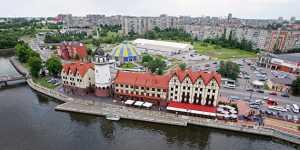 Сняты ограничения на въезд в Калининград на поезде россиян из других городов