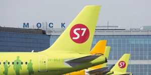 S7 подтвердила продление властями России ограничений на рейсы за рубеж до конца июля