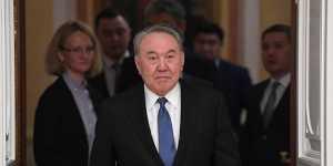 """Судоверфь """"Звезда"""" назовет новый танкер именем Назарбаева"""