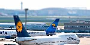 СМИ: Lufthansa сократит более тысячи пилотов