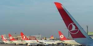 Turkish Airlines хотела бы возобновить авиасообщение с Россией 1 августа