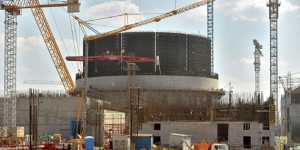 Первый блок БелАЭС будет введен в эксплуатацию в 2021 году
