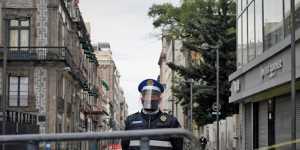 Мексиканский НПЗ возобновил работу после пожара