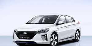 Hyundai вывела Ioniq в отдельный суббренд для электромобилей