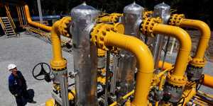 Украина с начала года закупила 468 миллионов кубометров газа из Европы