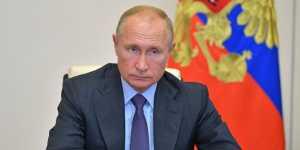Путин заявил, что в Усолье-Сибирском предотвратили катастрофу
