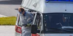 Эксперты спрогнозировали, когда пойдет на спад пик COVID-19 в России