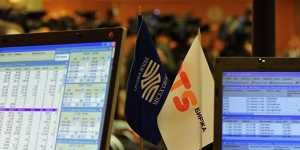 Российский рынок акций растет по основным индексам