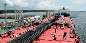 """Зачем США гонят """"нефтяную армаду"""" в Китай"""