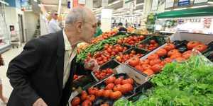 Огурцы и помидоры в России за ноябрь подорожали более чем на треть