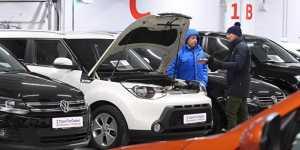 """""""Авито Авто"""" составило рейтинг популярных подержанных автомобилей в трех ценовых сегментах"""