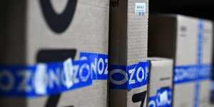 Ozon зарегистрировал юрлицо в Белоруссии для развития логистики
