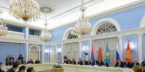 Путин рассказал о создании в ЕАЭС общих рынков нефти и газа