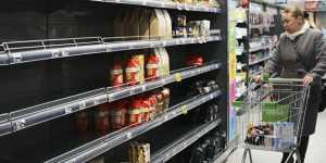 Регионы без сахара. Какие магазины закроют из-за контроля за ценами